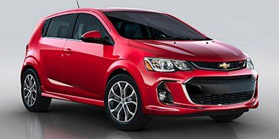 New Chevrolet Sonic LT