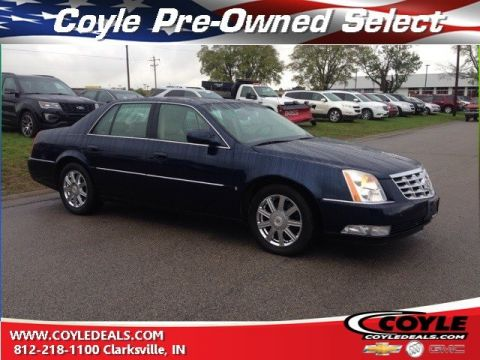 Used Cadillac DTS Professional Base