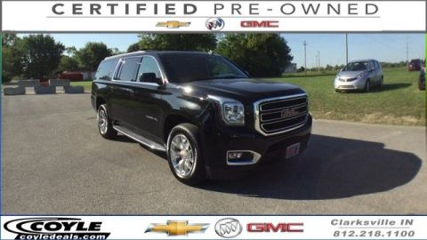 Certified Used GMC Yukon XL SLT
