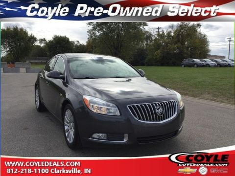 Used Buick Regal CXL RL6