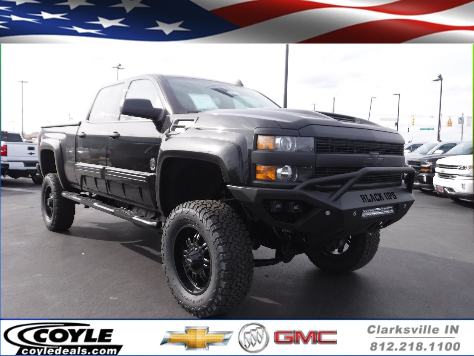 silverado chevrolet double work pickup truck new detail cab