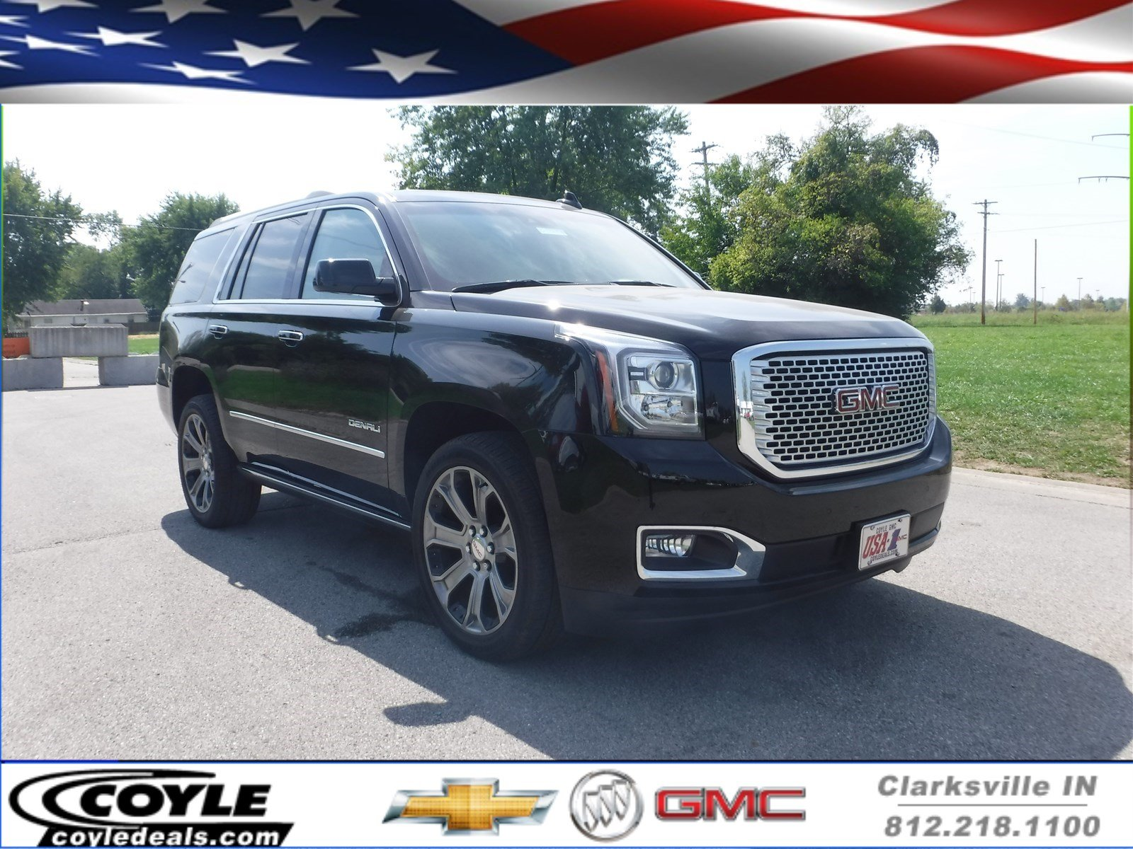 yukon tahoe bang gmc denali big wheels