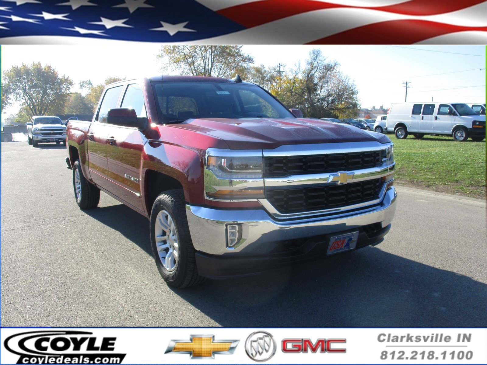 pickup crew owned pre silverado cab lt in automatic used chevrolet inventory
